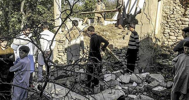 Depremde Türkler zarar gördü mü?