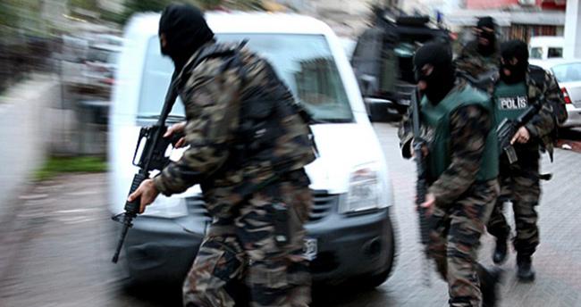 Konya'da terör operasyonu: 30 gözaltı