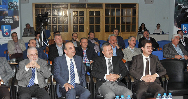 """Konya'da """"Yerli Otomobil Komisyonu"""" Oluşturuluyor"""