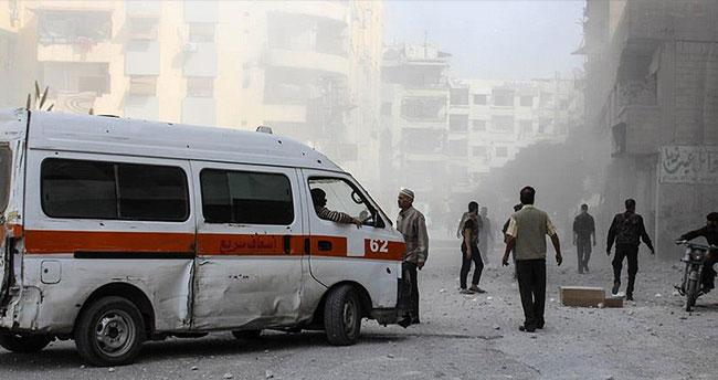 Rus saldırısında 11 sivil hayatını kaybetti