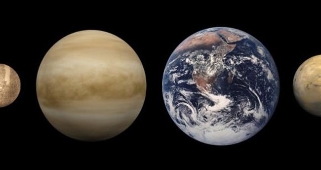 Venüs, Jüpiter ve Mars yakınlaşacak