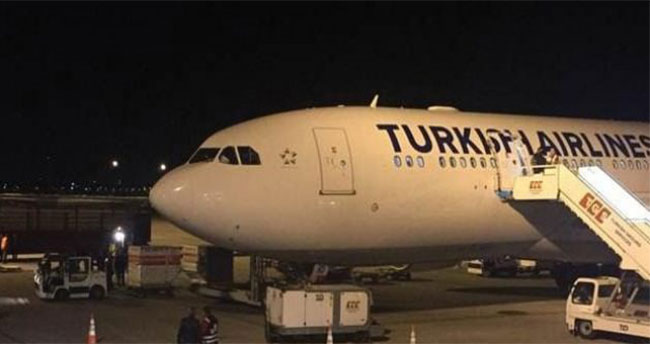 Yurtdışı oylar Ankara'ya getirildi
