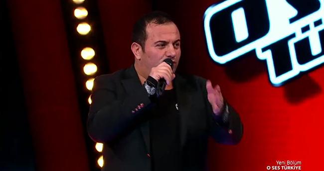 O Ses Türkiye yarışmasında ortalık yıkıldı