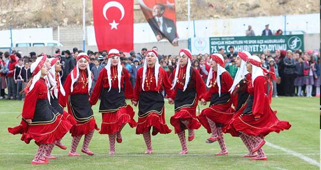 Beyşehir'de Cumhuriyet Bayramı Kutlamaları