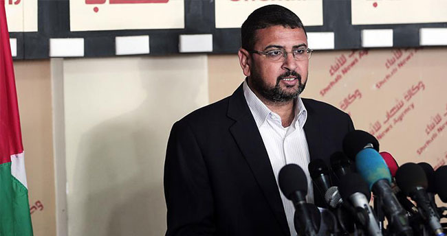 Hamas'tan ABD Dışişleri Bakanı Kerry'e kınama