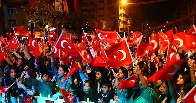 Türkiye Cumhuriyeti'nin Kuruluşunun 92. Yıldönümü Azerbaycan'da Kutlanıyor