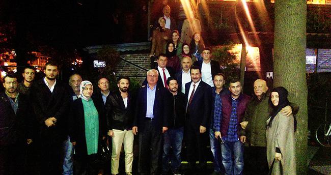 DYP, DP ve MHP'den AK Parti'ye Katılım