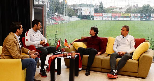 "Löw: ""Podolski'nin Galatasaray Tercihi Doğru"""