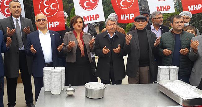 """Milletvekili Gönen, """"Ülkenin Geleceği İçin MHP'ye Oy Ver"""""""