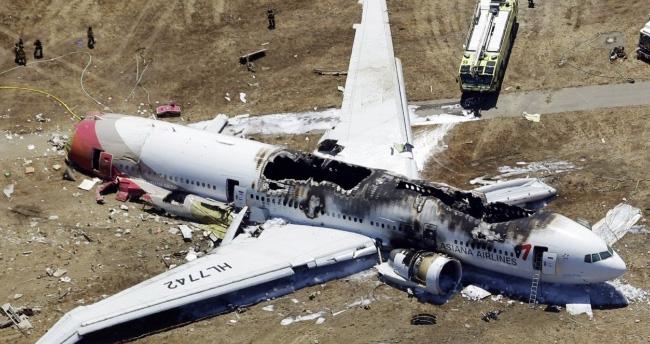 Dünyadaki büyük uçak kazaları