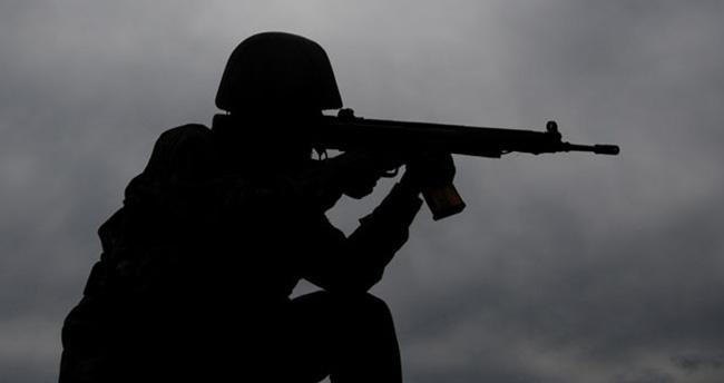 Tunceli'de çatışma: 1 PKK'lı öldürüldü