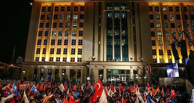 AK Parti beşinci kez birinci çıktı