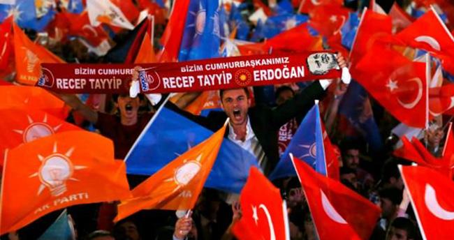 AK Parti'nin yüzde 96 ile rekor kırdığı ilçe