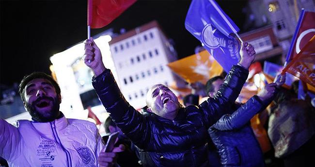 Arap basını: Tarihi bir zafer