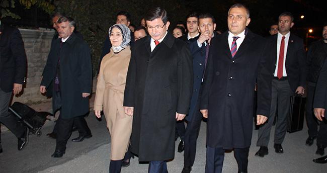 Başbakan Ahmet Davutoğlu Konya'da konuştu!