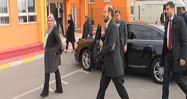 Bilal Erdoğan ve eşi oyunu kullandı