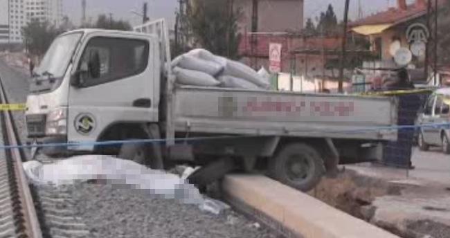 Konya'da Trafik Kazası : 1 Ölü