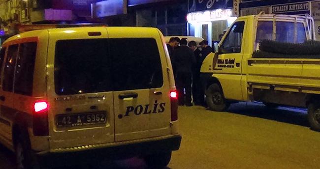 Konya'da Bir Kişi Tartıştığı Arkadaşı Tarafından Vuruldu