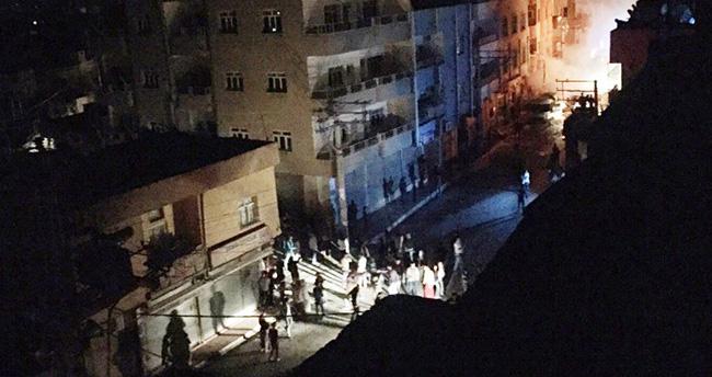 Mardin'de patlama: Çok sayıda yaralı var
