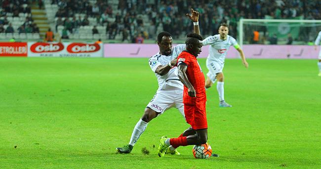 Torku Konyaspor'da Düşüş Sürüyor