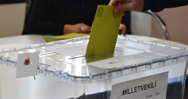 1 Kasım genel seçim sandık oy sorgulama
