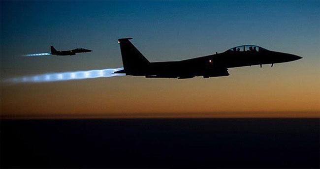 ABD ve Rus uçakları Suriye'de 'ileşitim testi' yaptı
