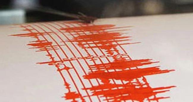Mersin'de deprem!