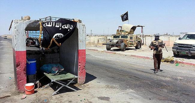 Terör örgütü DAEŞ militanları Kerkük'e saldırdı