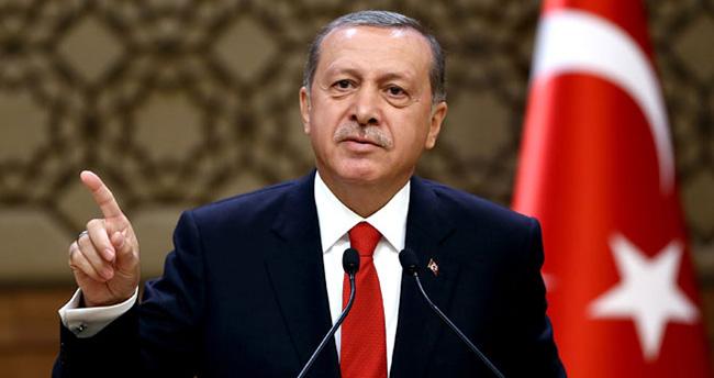 Cumhurbaşkanı Erdoğan: 'Yüzde 41 oy almış bir parti yok sayıldı'