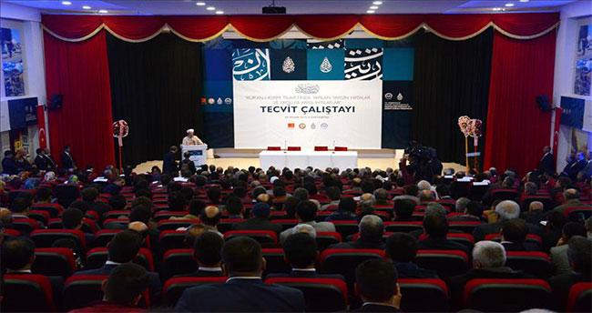 Diyanet'ten dünya Müslümanları için büyük hizmet