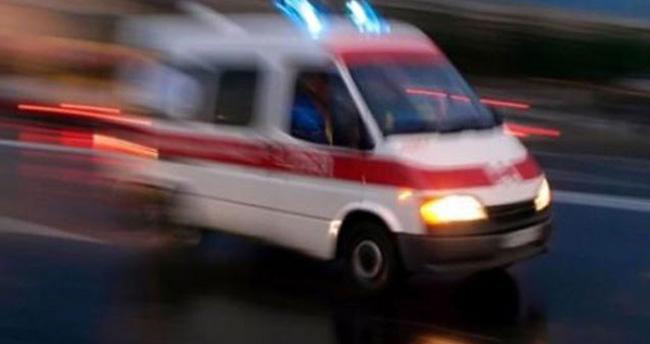 Konya'da merdivenden düşen yaşlı adam öldü