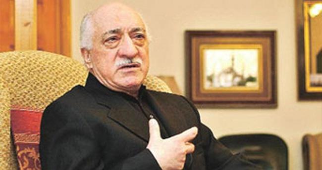 'Listenin başında Fethullah Gülen var'