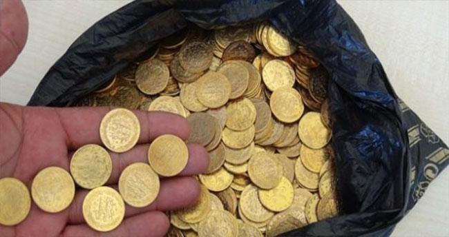 Sahte Suriye altınına dikkat