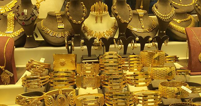 Altın Fiyatları Düştü, Çarşı Boş Kaldı