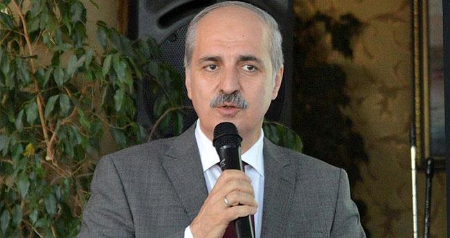 Başbakan Yardımcısı Kurtulmuş: Yeni Türkiye'nin inşası istikametinde adımlarımızı atacağız