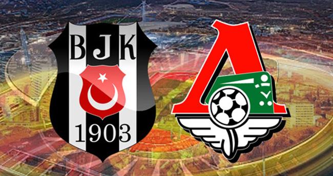 Beşiktaş Lokomotiv Moskova maçı hangi kanalda saat kaçta şifreli mi?
