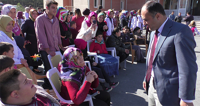 Beyşehir'de Özel Öğrencilerin Yeni Eğitim Yılı Coşkusu