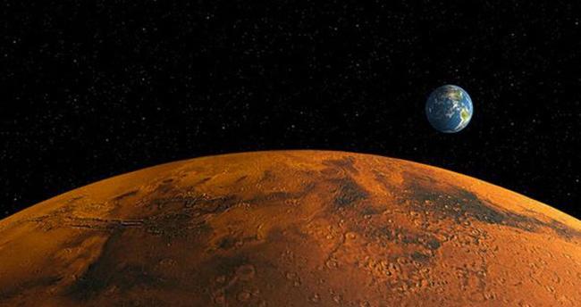 Gözler NASA'nın Mars açıklamasında
