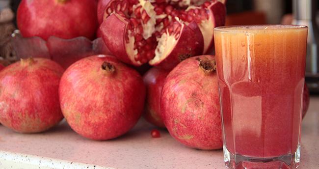 Hastalıklardan Korunmak İçin Taze Sıkılmış Meyve Suyu İçin