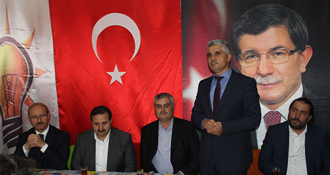 AK Parti milletvekilleri Bozkır'ı ziyaret etti