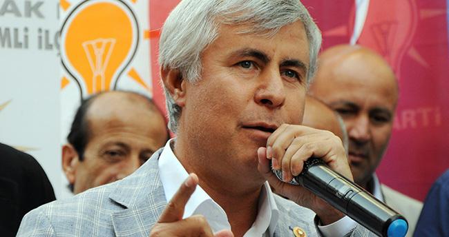 AK Partili Vekil Ülkücülere Teşekkür Etti