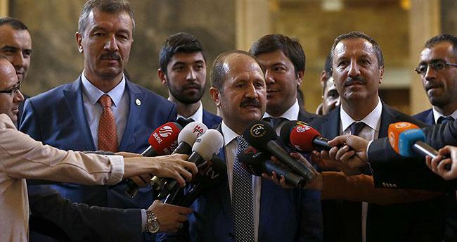 AK Partili vekilden Bahçeli'ye teşekkür