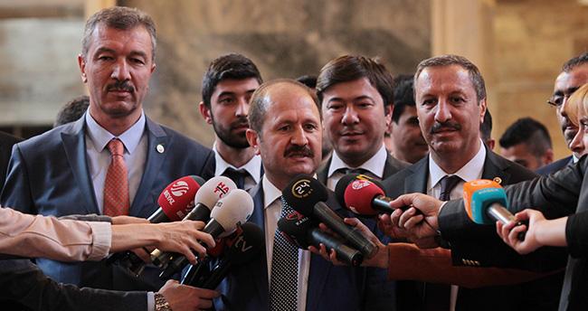 AK Partili Vekilden Devlet Bahçeli'ye Teşekkür