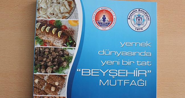 Beyşehir Mutfağı Kitap Haline Getirildi