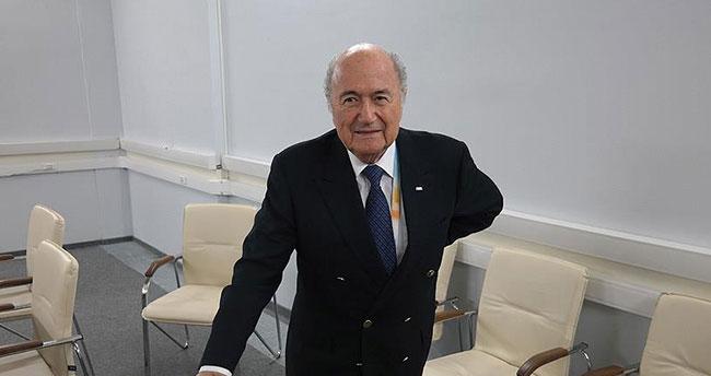Blatter tedavi altına alındı