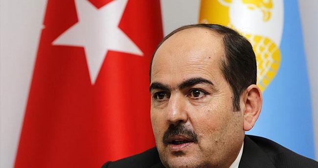 'Demokratik Suriye Güçleri'ni tanımıyoruz'