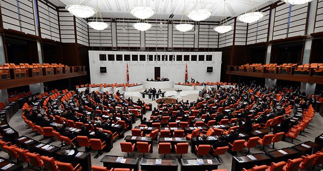 Meclis oturma düzeni nasıl olacak?