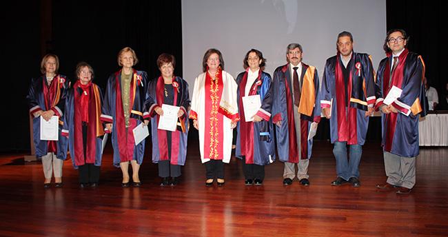 Prof. Dr. Önder Öztunalı Bilim Ödülü 10. Kez Sahibi Buldu
