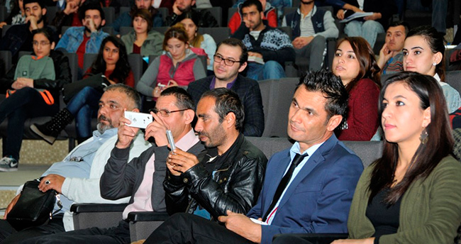 SÜ Turizm Fakültesi'nden Engelliler ve Turizm Söyleyişi