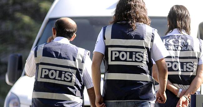 TUSKON binalarında polis arama yapıyor